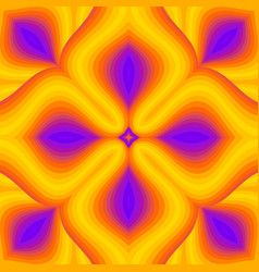 optical illusion lines background abstract 3d vector image