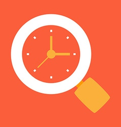 Time to search search time vector
