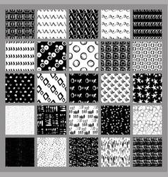 Webbig bundle 50 hand drawn seamless vector