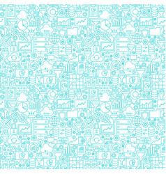 Filter funnel seamless pattern vector