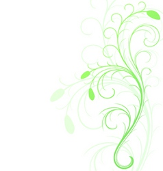 Floral background abstract background vector