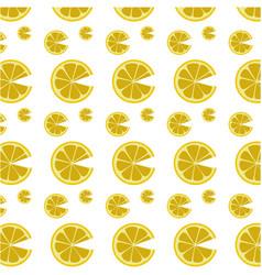Lemon citric fruit vector