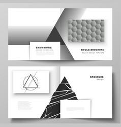 The layout two covers templates for vector