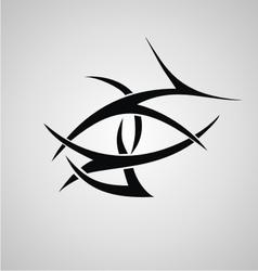 Tribal Eyes vector