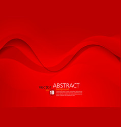 Abstract background wavy vector