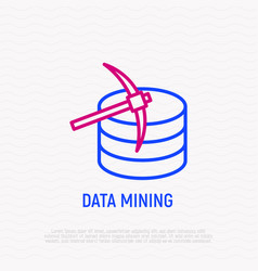 Data Extraction Icon Vector Images Over 320