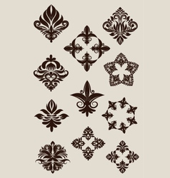 icon-decorative-set vector image