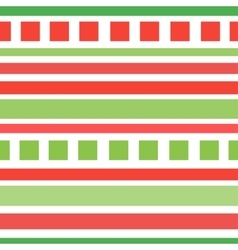 Seamless patterns with fabric texture christmas vector