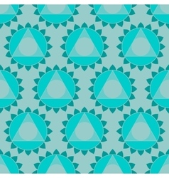 Ethnic indian geometric seamless pattern vector