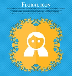 Female Woman human Women toilet User Login Floral vector