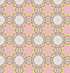 abstract vintage color wallpaper pattern vector image