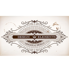 Redign element vector image
