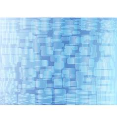 geometric hi-tech background vector image