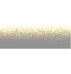 gold glitter light background golden glistening vector image
