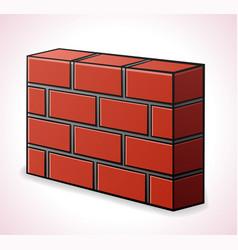 brickwall design vector image