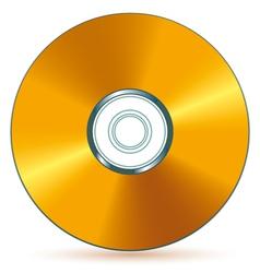 CD disk vector