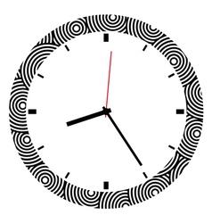 Clock2 vector image