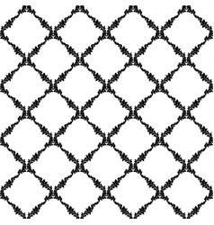 Damask seamless pattern intricate design vector