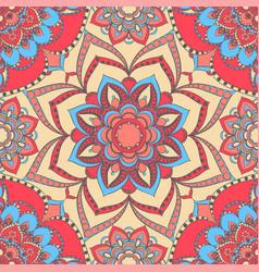 Ethnic pattern vector