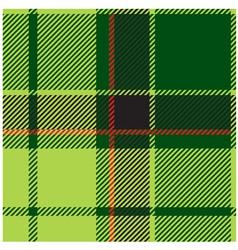 Green Tartan Plaid Design vector