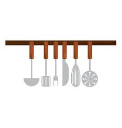 ladles vector image