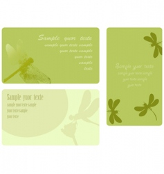 Summer cards vector