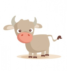 cattle vector image vector image