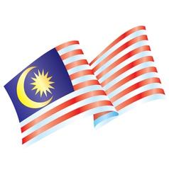 Malaysian Flag vector
