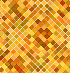 Color square pattern background design vector image vector image
