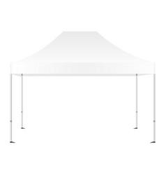 Canopy tent vector