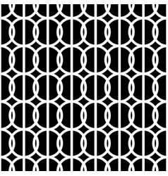 simple repeating texture with circles and vertical vector image
