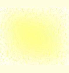 Gentle yellow background with speckles vector