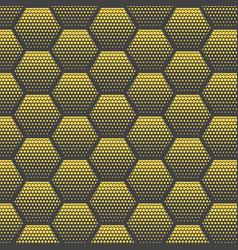 Abstract halftone minimalist seamless pattern vector