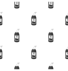 Ink in cartoon style isolated on white background vector