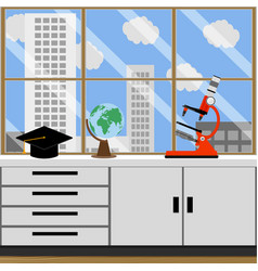 learn and education science vector image