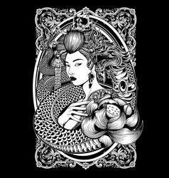 X9art beauty black character clip art vector
