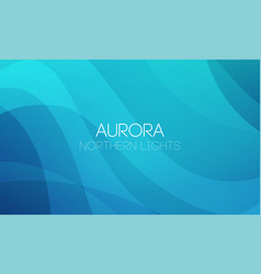 Horizontal abstract backgrounds northern vector