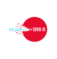 Vaccination against covid-19 vector