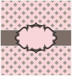 Blank frames vector