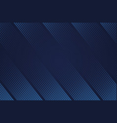Blue halftone square gradient abstract background vector