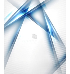 Blue light shadow straight lines design vector