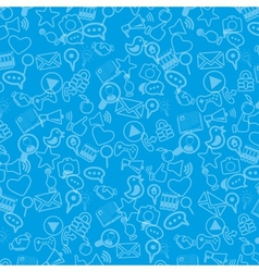 Background of universal web icons vector image
