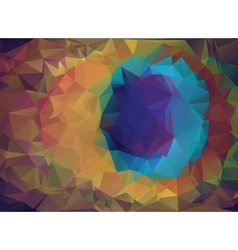 Colorful geometric abstraction4 vector