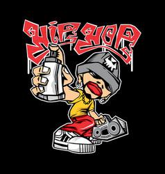 Hiphop Hip Hop Cartoon Vector Images 78