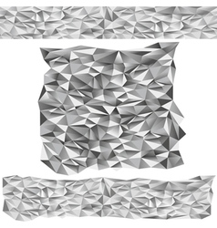 silver vector image