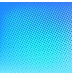 Halftone background Cyan and lilac color vector image vector image