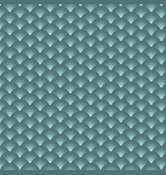 dark blue scales background banner vector image