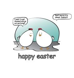 Eggs cartoon vector