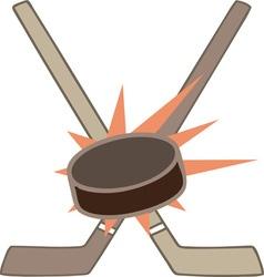 Hockey Puck vector