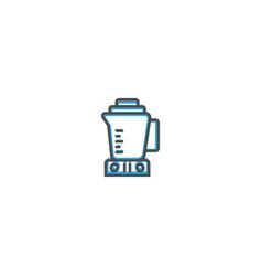 Mixer icon design gastronomy icon vector